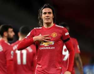 Cavanié a hónap legszebb gólja a Unitednél