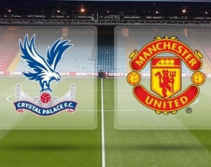Crystal Palace 1-2 Manchester United