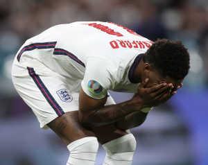Rashford reagált az Euro 2020-as döntőn történtekre