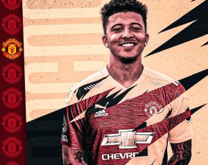 Sancho orvosi vizsgálaton a Unitednél