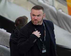 Rooney útja a United után