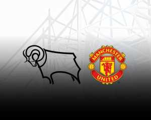 Derby County 1-2 Manchester United