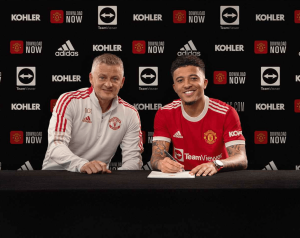 Hivatalos: Sancho a United játékosa
