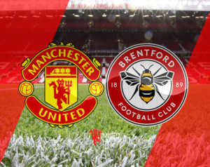 Manchester United 2-2 Brentford