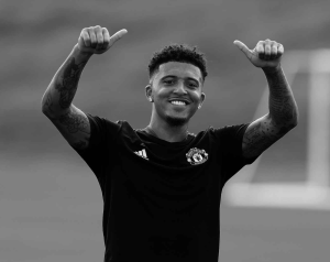 Sancho első napja a Unitednél