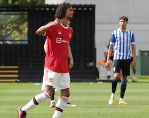 U23: Manchester United - Sheffield Wednesday 4-2