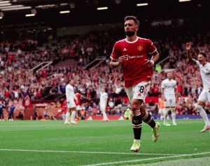 Fernandes beírta nevét a United rekordok könyvébe