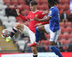 Manchester United U23 - Leicester City U23 2-2
