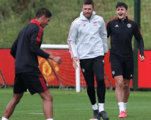 Maguire: Köszöntjük Varane-t a Unitednél