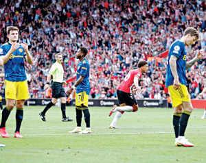 Játékosértékelés: Southampton 1-1 Manchester United
