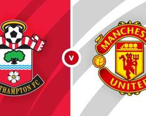 Southampton 1-1 Manchester United