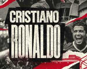 Hivatalos: A United megerősítette Ronaldo szerződtetését