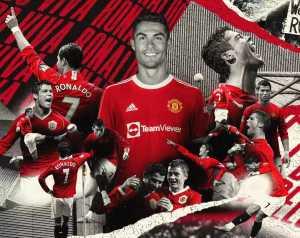 Hivatalos: Ronaldo visszatér a Unitedbe