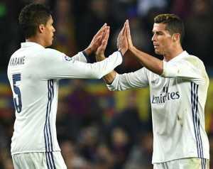 Varane újra egy csapatban Ronaldoval