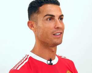Ronaldo: Örülök, hogy hazatértem