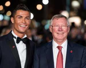Ronaldo: Sir Alex volt a klucs