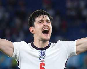 Maguire új csapattársát dicsérte