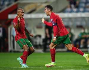 Ronaldo ismét történelmet írt