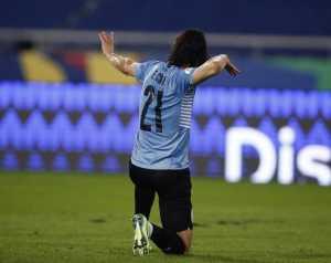 Cavani nagyszerű játékosokhoz csatlakozhat