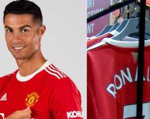 Ronaldo megdöntötte a mezeladási rekordot is