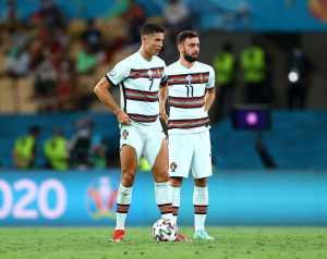 Bruno: Ronaldoval nagyobb az esélyünk