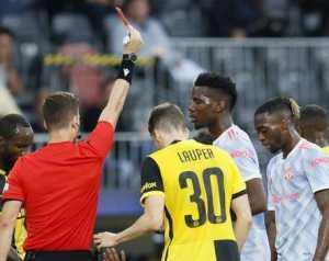 Játékosértékelés: Young Boys 2 - 1 Manchester United