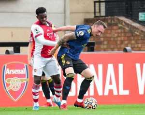 Henderson és Jones az U23-as csapatban játszott
