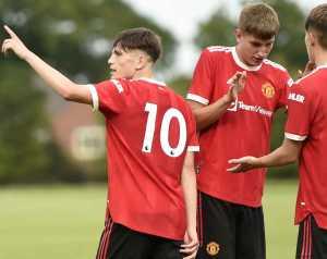 Birmingham U18 - Manchester United U18  2-8