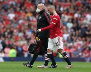 Shaw és Maguire megsérült
