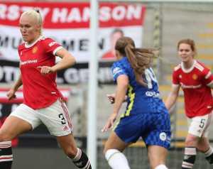 Manchester United N - Chelsea N 1-6