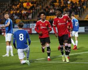 Manchester United U23 - Everton U23 - 1-0