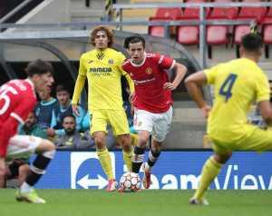 Manchester United U19 - Villarreal U19 1-4